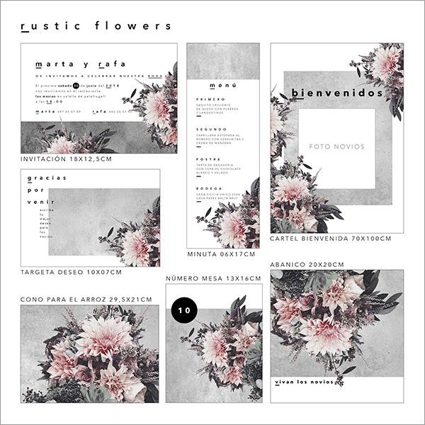 RUSTIC-FLOWERS